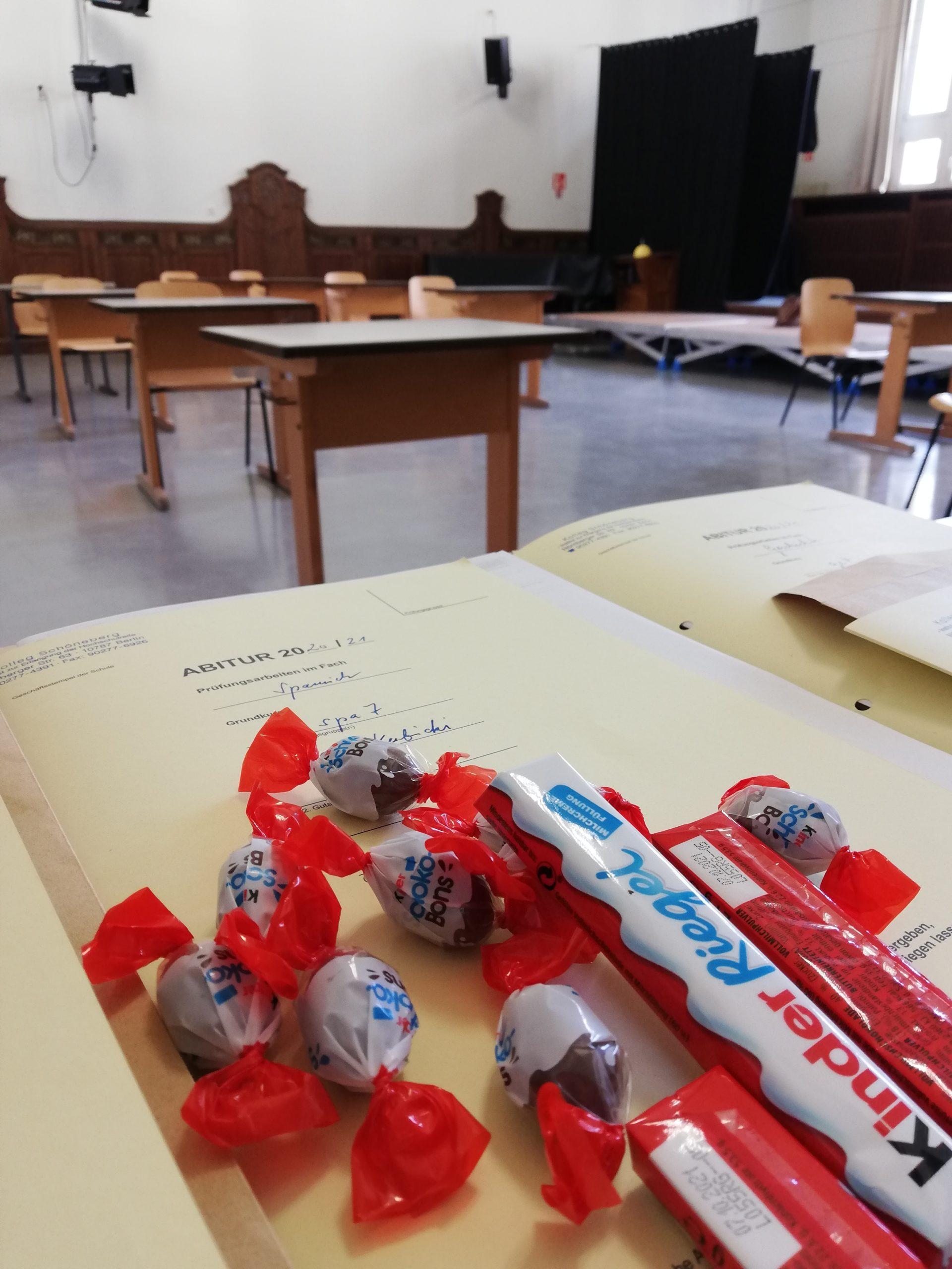 Abitur 21 – unser zweites CoronAbitur   Kolleg Schöneberg